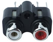 Dual RCA Jack for XR 8300