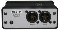 Balanced USB Playback Device for Computer Audio Output