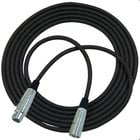 RapcoHorizon Music NBM5-50 50 ft Concert Series Microphone Cable with Neutrik Connectors NBM5-50