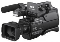 "Sony HXR-MC2500 1/4"" Exmor R CMOS Sensor HD / SD AVCHD Shoulder Mount Camcorder"