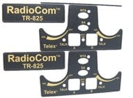 Set of Labels for TR-825