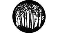 """Slender Trees"" Pattern Steel Gobo"