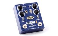 T-Rex ALBERTA-II Alberta II Dual Classic Overdrive Effects Pedal