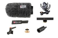Rycote 116011 15cm Classic-Softie Suspension and Windsheild Kit for Shotgun Microphones