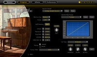 Synthogy IVORY2-UPRIGHT-P-E Ivory II Upright Pianos Upright Piano Virtual Instrument Software