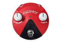 Dunlop Manufacturing Band of Gypsys Fuzz Face Mini Miniature Fuzz Effects Pedal