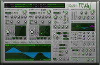 Rob Papen Raw Synthesizer Virtual Instrument Software Plugin