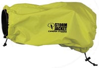 Small Standard Model Storm Jacket Cover in Yellow