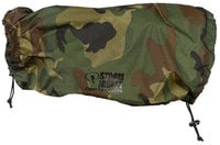 Small Standard Model Storm Jacket Cover in Camouflage
