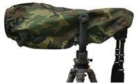 Vortex Media P-SJ-XXL-C XXL Pro Storm Jacket for SLR in Camo