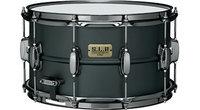 "Tama LST148 Big Black Steel 8""x14"" S.L.P. Series Snare Drum"