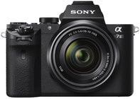 Full-Frame Mirrorless DSLR Camera with SEL2870 Lens