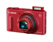 "Canon PowerShot SX610 HS 20.2MP Digital Camera with 18x Optical Zoom and 3"" LCD Screen, in Red"