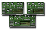 McDSP CompressorBank HD Compressor Plug-in