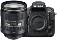 Nikon 1556 36.3MP D810 DSLR Camera with AF-S NIKKOR 24-120mm f/4G ED VR Lens