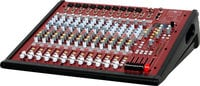 18-Channel Mixer with 10 XLR Mic Input & 4 Stereo Inputs
