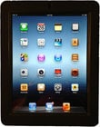 Heavy Duty Classroom Series Case in Black for iPAD 2,3,4