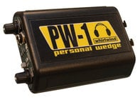 Whirlwind PW-1  Hard-Wired Beltpack In-Ear Headphone Amplifier