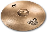 "B8X 2 Pack Cymbal Set with 14"" Hi-Hats and 18"" Crash Ride"