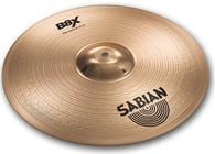 "B8X First Pack with 13"" Hi-Hats, 16"" Thin Crash Cymbal"