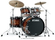 4 Piece Starclassic Performer B/B Shell Kit in Molten Brown Burst Finish