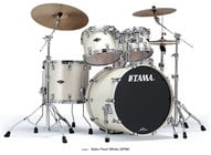 4 Piece Starclassic Performer B/B Shell Kit in Satin Pearl White Finish