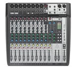 Soundcraft SIGNATURE-12MTK Signature 12MTK 12-Input Analog Mixer with Multi-track USB Interface and Onboard Effects