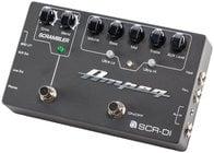 Ampeg SCR-DI Bass Guitar DI Pedal with Scrambler Overdrive