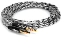 1.5 ft Hosa Drive Stereo Audio Cable with 3.5mm TRS Connectors