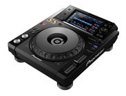 DJ Controller with USB Playback and Touchscreen Control