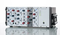 Rupert Neve Designs R6-RND 6-Space 500 Series Rack Chassis