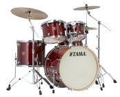 5 Piece Superstar Classic Maple Shell Pack in Classic Cherry Wine Lacquer Finish