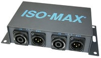 Jensen Transformers ISO-MAX SP-2SX 2-Channel Speaker to Line Level Converter