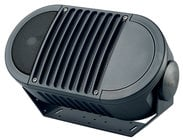 "Bogen Communications A6TBLK A-Series 6"" 2-Way Armadillo Speaker in Black with Multi-Tap 70V Transformer"