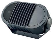 "Bogen A6TBLK A-Series 6"" 2-Way Armadillo Speaker in Black with Multi-Tap 70V Transformer"