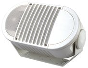 "Bogen Communications A6TWHT A-Series 6"" 2-Way Armadillo Speaker with Multi-Tap 70V Transformer, White"
