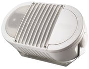 "Bogen Communications A8TWHT A-Series 8"" 2-Way Armadillo Speaker in White with Multi-Tap 70V Transformer"