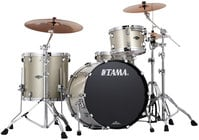 3 Piece Starclassic Performer B/B Shell Kit in Champagne Sparkle Finish