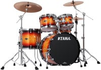 4 Piece Starclassic Performer B/B Shell Kit in Tri-Burst Tobacco Finish
