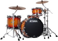 3 Piece Starclassic Performer B/B Shell Kit in Tri-Burst Tobacco Finish