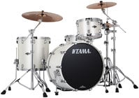 3 Piece Starclassic Performer B/B Shell Kit in Satin Pearl White Finish