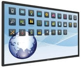 "46"" Commercial (24/7 Operation) Full HD IPS Edge-Lit LCD E-Line LED 6-Point Multi-Touch Display"