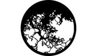 """Hanging Branches"" Design Steel GAM Gobo"