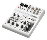 6-Channel Mixer with Onboard DSP and USB Audio Interface