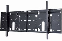"Tilting Mount for 60""-84"" Flatscreens, 320 lb Wt. Cap."