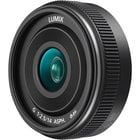 Panasonic H-H014AK LUMIX G 14mm f/2.5 ASPH II Lens with Micro Four Thirds Mount
