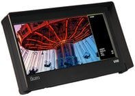 """ikan Corporation VH8-1 8"""" HDMI LCD Monitor with HD Panel and Canon 900/Sony L/Panasonic D54 Battery Plates"""
