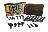 Shure PGADRUMKIT7 PG ALTA 7-piece Drum Microphone Kit PGADRUMKIT7