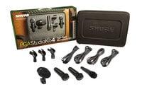 Shure PGASTUDIOKIT4 PG ALTA 4-Piece Studio Microphone Kit