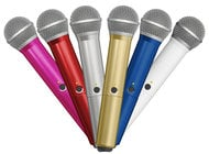 Shure WA712  Colored Handle for BLX Handheld Transmitter with PG58 Capsule